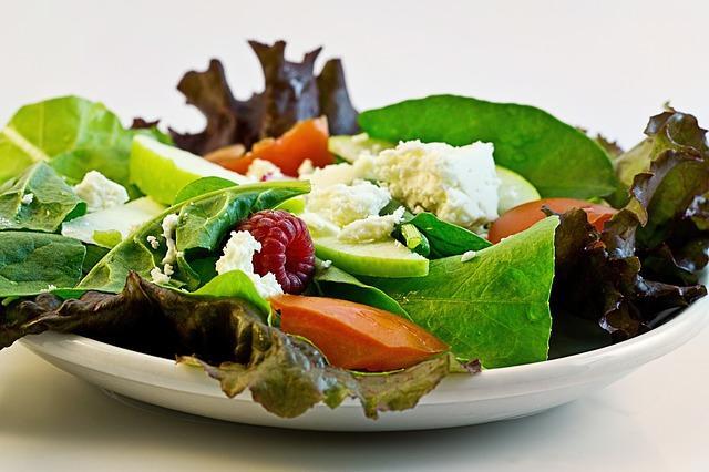 Kalorienrestriktion gesundes Essen