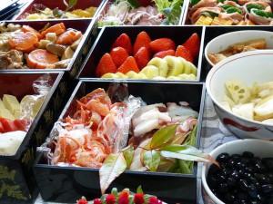 Kalorienrestriktion Japanisches Essen