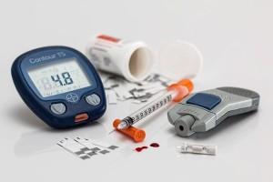 Diabetes mellitus Typ 2 Titelbild
